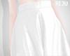 💜 White Long Dress