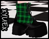 *Y* Green Punk Boots
