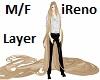 Rapunzel Blond Layer m/f