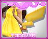 Toddler. Pikachu Tail