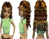 Arson Female Medusa Hair