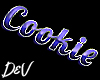 !D Cookie Custom Sign