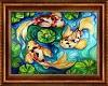 Koi Fish Painting Art