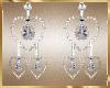 C1 Heart Earrings