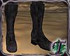 Beltane Suede Boots Blk