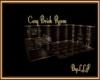 Cozy Brick Room