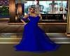 Royal Blue Queen