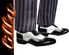 Gomez Addams Shoes