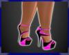 Hot Pink Sexy Heels