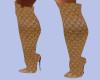 [B] Stiletto Leather