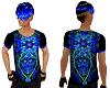 digital blue tshirt v1