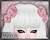 Roses Tiara | Pink