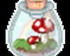 Animated Mushroom/Bottle