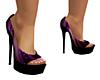 (RD) Mardi Gras heels