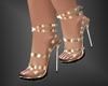 Jola Gold Heels
