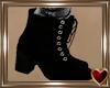 Ⓑ Jean Boots Black