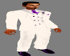 Mr.Versace's White Suit