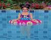 Kids Barbie Float