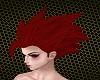 Saiyan Hair H Red / God