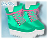 S| Minty Boot