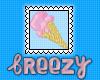 ~BZ~ Ice Cream Stamp