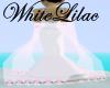Pretty in White Shawl
