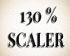 Avatar 130 % Scaler