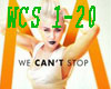 MileyCyrus-We Can't Stop