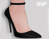 R. Black Heels
