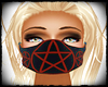 FEMALE WICCAN FACE MASK