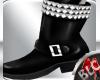 (BL)Boots Latex Men