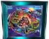 mystic dragons pic frame