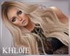 K Chasei blonde melt