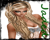 {JR}Blonde Flourish