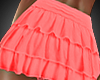 ^^RL-Ruffle mini Skirt