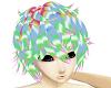Kawaii rainbow hair