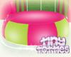 Unicorn Trampoline Pink