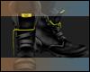 Neon Biohazard Boots