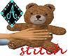 Ama{Cuddle Bear stitch