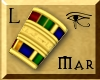 ~Mar Pharaoh's Bracer L
