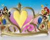Princess Jeweled Crown
