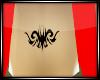 Tribal Lower Back Tattoo