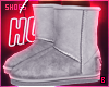 в. UGG Boots Grey