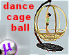 dance ball cage