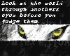 Wolf's Rain Style