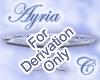 Ayria Derivable Table