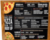 *GG* P Pizzeria Menu
