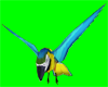 [AR]IMVU Blue Parrot