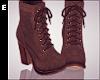 E. Brown Boots