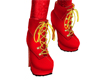 [JD] Red Boots